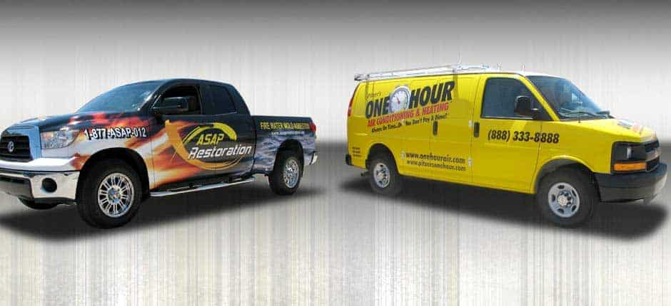 vehicle wraps work for you 24 hours a day