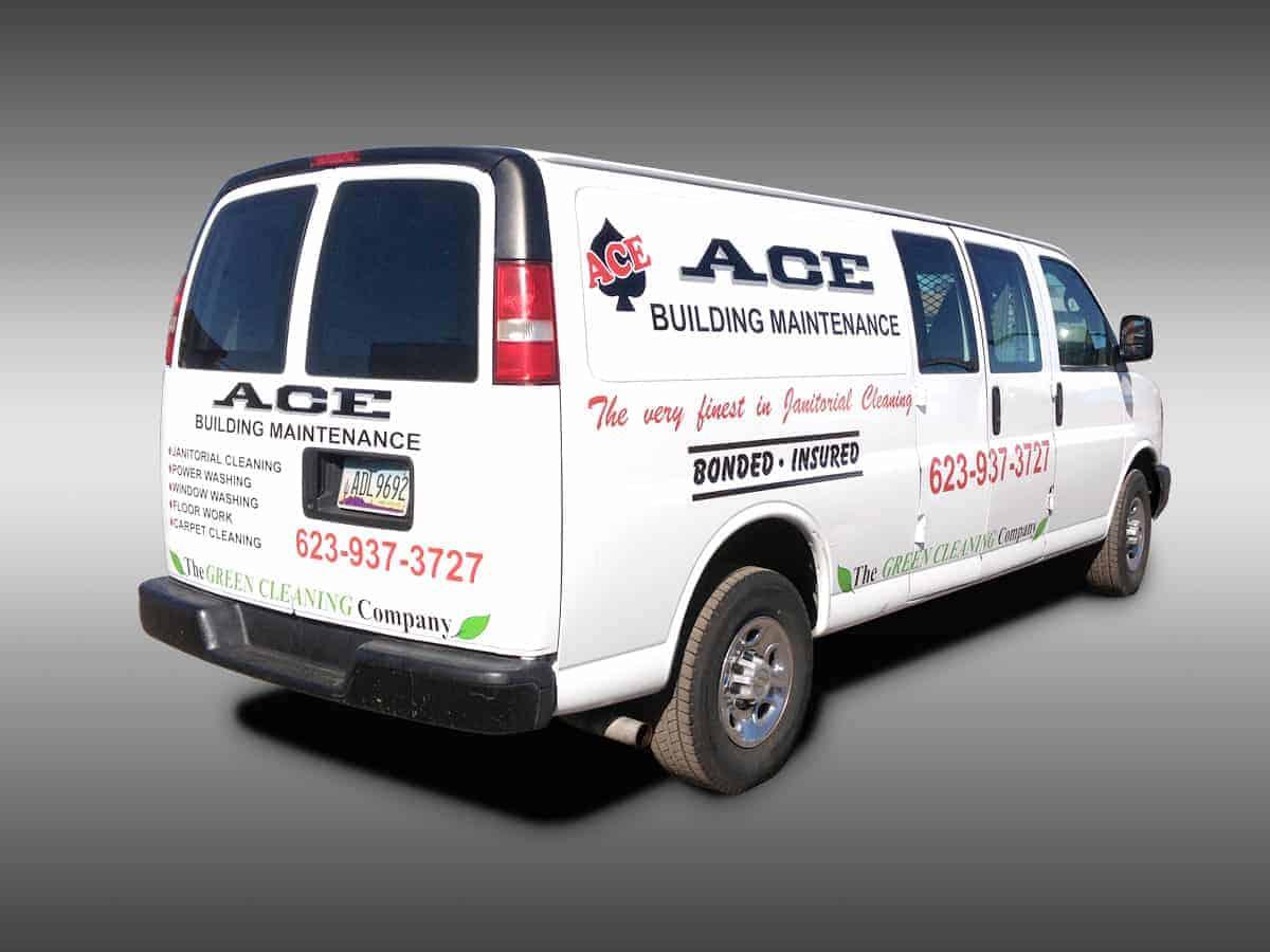 Ace Building Maintenance Picture
