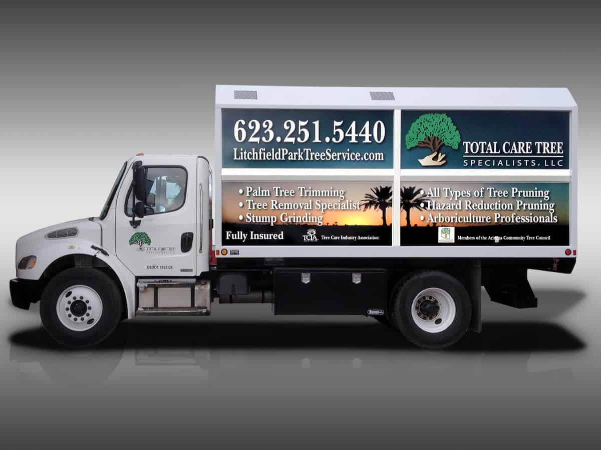 Vehicle Wraps Before and After Pictures | Car Wraps Phoenix