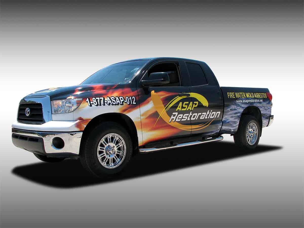 Truck Wraps Phoenix, AZ | 3M Certified Graphics ...