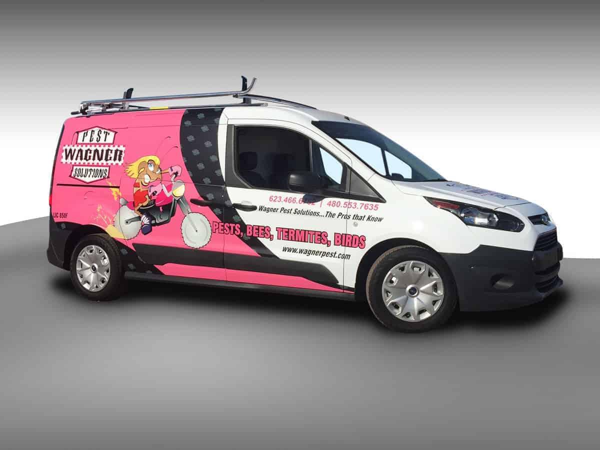 Phoenix Van Wraps 1st Impressions Van Wraps Portfolio