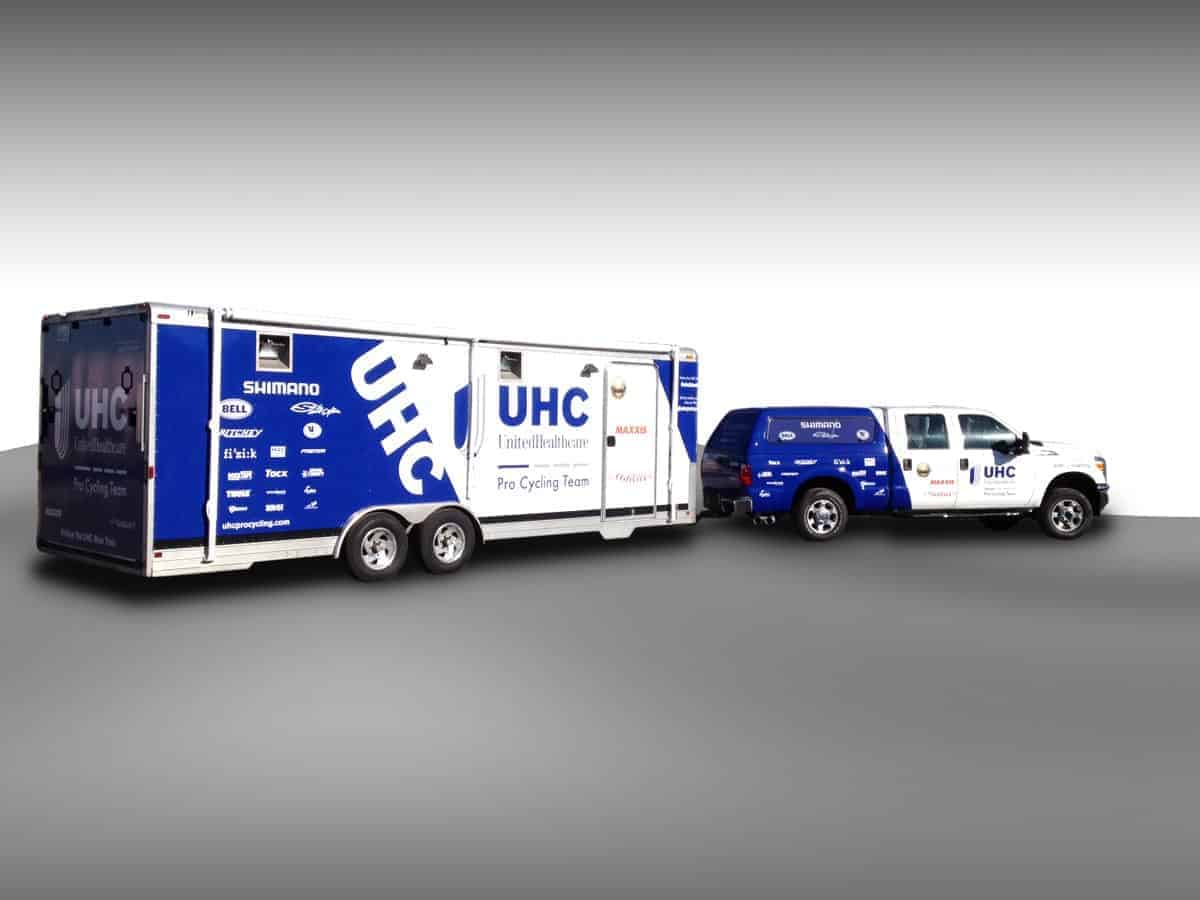 Trailer Wraps Truck Wraps By 1st Impressions Truck Lettering