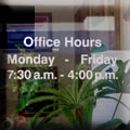 Office Hours, Indoor Sign, Phoenix, AZ