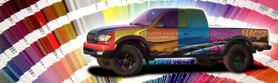 The Importance of Color in Vehicle Wraps