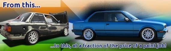 Car Wraps, Safe Aftermarket Customization