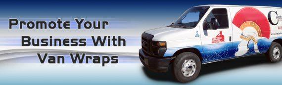 Van wraps can transform your fleet