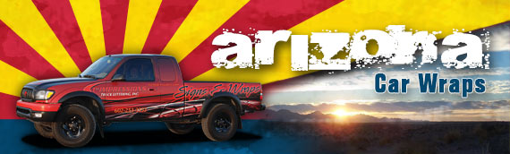 Car Wraps Arizona